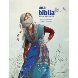 una biblia, nuevo testamento