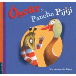 Óscar y Pancho Pijiji