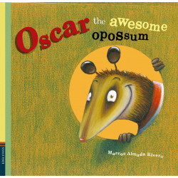 Oscar The Awesomeopossum